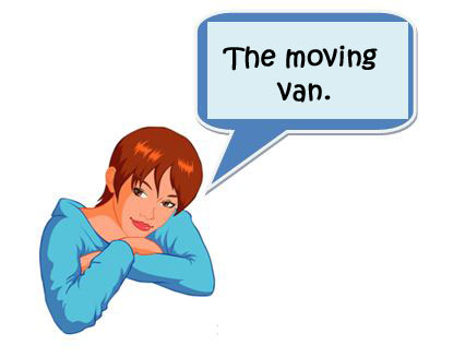 The Moving Van:  Ageism