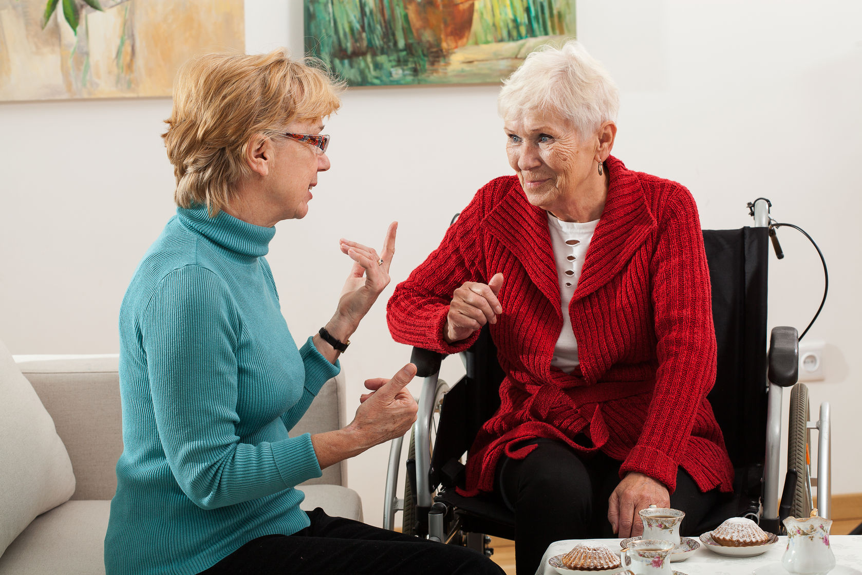Resources for Seniors: Connecting with People Who Need Us